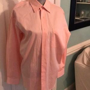 NWT Coral dress shirt